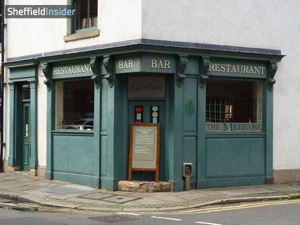the milestone sheffield kelham island pub details
