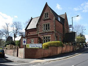 The University Arms Sheffield, City Centre