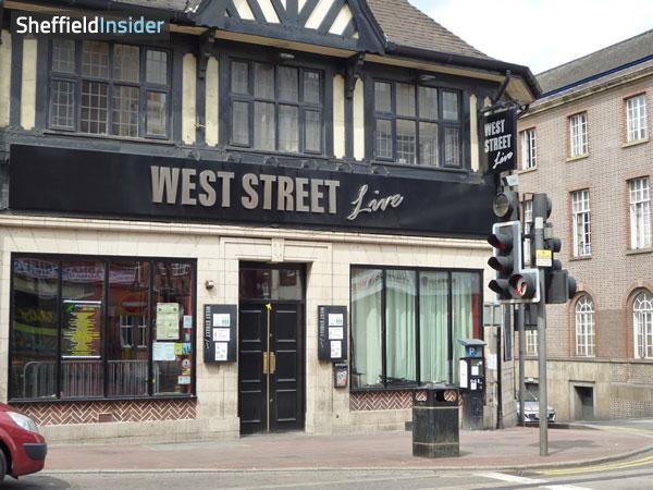 West Street Live Sheffield  West Street